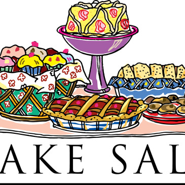 Easter BAKE SALE!!