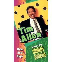 "Comedy Club – Tim Allen in ""Men Are Pigs"" – Wednesday, June 3"