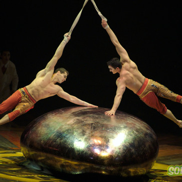2nd Annual Road Trip to Cirque du Soleil Sunday June 14
