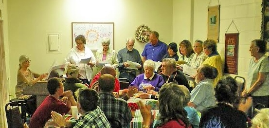 Summer Break for Outreach Choir