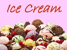 Saturday August 1 – Ice Cream Social!