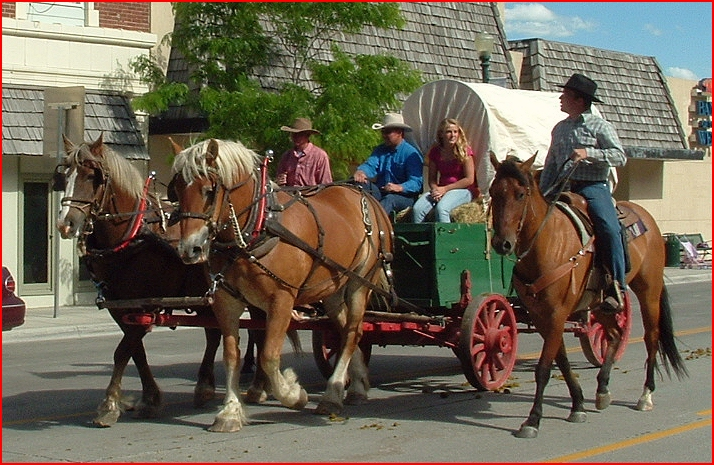 July Road Trip – The Legend of Rawhide  July 11