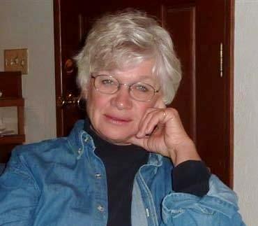 August 7 – First Friday Book Club – Chugwater Author Carol Eckhardt