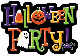 Friday, October 30 – Halloween Party and Potluck