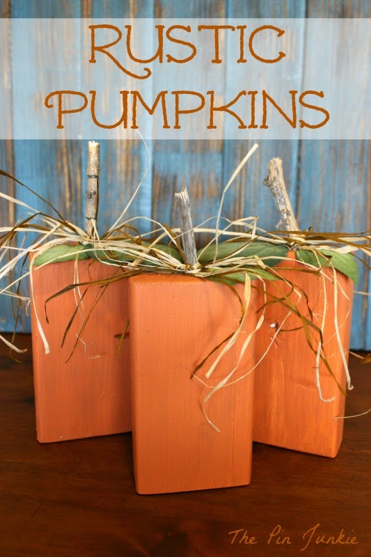 Tuesday, October 6 – Craft Class: Easy-To-Make Pumpkin Decorations