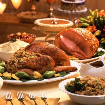 Friday, November 20 – Celebrate Thanksgiving with a Pot Luck