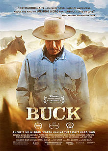 "March First Friday Book Club – ""Buck"" – Wyoming's own Horse Whisperer"