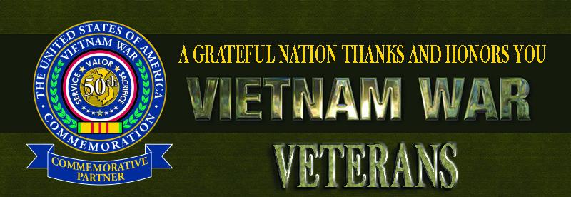 Tuesday, March 29 – Vietnam Veteran Commemoration