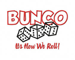 Monday, March 14 – Bunco Dice Games Continue