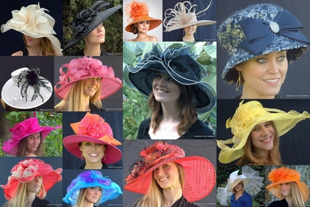 Tuesday, May 3 – Make Your Own Fancy Kentucky Derby Hat