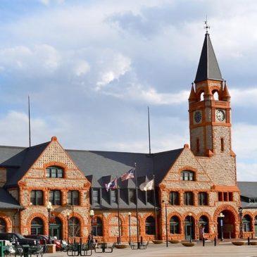 April Road Trip – Cheyenne Railroad Museum