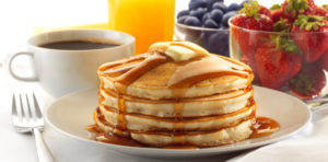 Pancake-Brunch